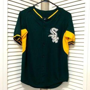 Chicago White Sox Jersey Boys Sz M